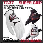 2015 日本モデル Titleist タイトリスト スーパーグリップ 合皮+羊革 グローブ TG37
