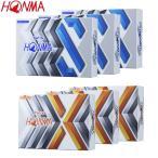 【お買い得3ダースまとめ買い】 本間ゴルフ ホンマゴルフ HONMA ツアーワールド TW-S/TW-X ゴルフボール 3ダース [36球]