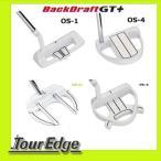 【お買い得品】ツアーエッジ ゴルフ バックドラフト GT+  パター ジャンボグリップ ブラック Tour Edge Back Draft