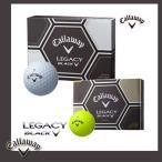 キャロウェイ  LEGACY BLACK -レガシー ブラック- ゴルフボール (12球)?