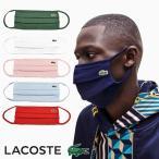 ラコステ LACOSTE FACE MASK フェイスマスク メンズ 大き目サイズ RF6002