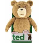 ted テッド 16インチ R-Rated トーキングプラッシュ ぬいぐるみ