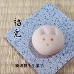 2019 干支和菓子 亥 イノシシの上生菓子 福亥 個包装1個