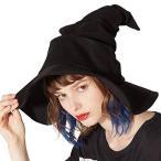 ankoROCK アンコロック ハット メンズ ハット レディース ウィッチハット 黒 帽子 ブラック 変形