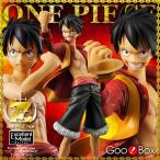 ワンピース フィギュア POP EDITION-Z モンキー・D・ルフィ ONE PIECE メガハウス