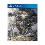 モンスターハンター ワールド PS4 新品 送料無料
