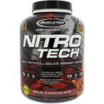 Nitro-Tech ニトロテック プロテイン ミルクチョコレート味  1.8kg 送料無料