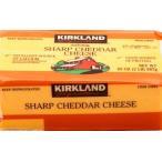 シャープチェダーチーズ 907g 1個 冷蔵品 カークランドシグネチャー