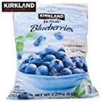 カークランドシグネチャー冷凍ブルーベリー 2.27kgBlueberry