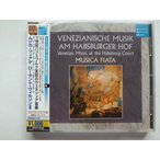 Venetian Music at the Habsburg Court / Musica Fiata // CD