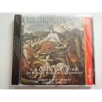 Italian 16th Century Cornetto / Doron David Sherwin, Andrea Marcon // CD