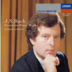 バッハ:名曲集 〔2声のインヴェンション第1番・第4番 / フランス組曲第5番他〕シフ(p)[CD]