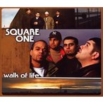 SQUARE ONE / walk of life[CD]