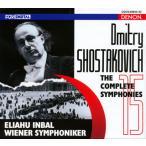 【送料無料】ショスタコーヴィチ:交響曲全集 インバル / VSO[CD][11枚組]