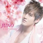 JUNO / Everything[CD]【2012/5/16】[2枚組]