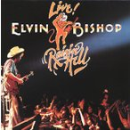 エルヴィン・ビショップ / エルヴィン・ビショップ・ライヴ(CD)(初回出荷限定盤)(2013/7/31)