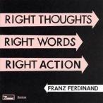 フランツ・フェルディナンド / ライト・ソーツ,ライト・ワーズ,ライト・アクション(CD)(2013/8/21