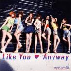 ウェザーガールズ / Like You Anyway (CD+DVD)(2枚組)(初回出荷限定盤)(2014/