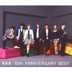 AAA / AAA 10th ANNIVERSARY BEST (CD)(2枚組) (2015/9/