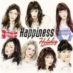 Happiness / Holiday (CD+DVD)