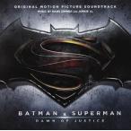 【メール便送料無料】「バットマン vs スーパーマン ジャスティスの誕生」オリジナル・サウンドトラック / ハンス・ジマー (C