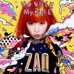 ZAQ / NO RULE MY RULE (CD+DVD) (2枚組) (初回出荷限定盤) (2016/7/13発売)