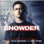 「スノーデン」サウンドトラック / クレイグ・アームストロング&アダム・ピータース (CD) (2017/1/25発売)