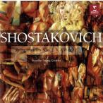 ショスタコーヴィチ:弦楽四重奏曲第2,3,7,8&12番 ボロディンSQ (CD) (2枚組) (2017/6/21発売)