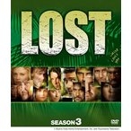 LOST シーズン3 コンパクトBOX (DVD)【M】[12枚組]【2012/8/22】