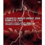 LOUDNESS / WORLD CIRCUIT 2010 COMPLETE LIVE〈2枚組〉(ブルーレイ)(2枚組