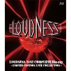 LOUDNESS / LOUDNESS 2012 Complete Blu-ray-LIMITED EDITION L