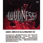 LOUDNESS / LOUDNESS COMPLETE LIVE Blu-ray WORLD CIRCUIT 201