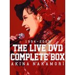 中森明菜 / 中森明菜 THE LIVE DVD COMPLETE BOX〈7枚組〉 (DVD) (7枚組)