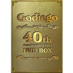 ゴダイゴ / Godiego 40th Anniversary Live DVD BOX〈3枚組〉 (DVD) (3枚組) (2017/3/29発売)