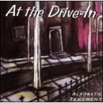 【メール便送料無料】At The Drive-In / Acrobatic Tenement (輸入盤CD) (アット・ザ・ドライヴイン)