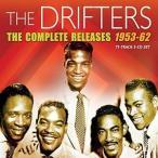 【メール便送料無料】Drifters / Complete Releases 1953-62 (輸入盤CD) (ドリフターズ)