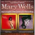 Mary Wells / Complete 20th Century Fox Recordings (輸入盤CD)(2012/10/16) (メリー・ウェルズ)