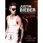 【0】JUSTIN BIEBER / STORY OF JUSTIN (輸入盤DVD) (ジャスティン・ビーバー)