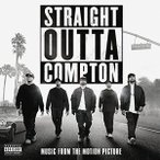 Soundtrack / Straight Outta Compton��͢����LP�쥳���ɡ� (������ɥȥ�å�)