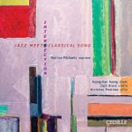 【メール便送料無料】Harsanyi/Poulenc/Altman/Kapustin / Intersection: Jazz Meets Classical Song (輸入盤CD)(2014/8/12)