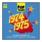 VA / The Pop Years 1974-1975 (輸入盤CD)(X)