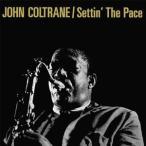 John Coltrane / Settin The Pace (Limited Edition)【輸入盤LPレコード】(ジョン・コルトレーン)