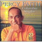 【メール便送料無料】Percy Faith / Columbia Singles 1: 1950-1951 (輸入盤CD)(パーシー・フェイス)