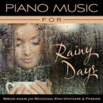 Stan Whitmire & Friends / Piano Music For Rainy Days (輸入盤CD)(2013/9/24)