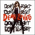 Demi Lovato / Don't Forget (輸入盤CD) (デミ・ロヴァート)