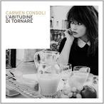 Carmen Consoli / L'Abitudine Di Tornare (輸入盤CD) (カルメン・コンソリ)