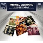 Michel Legrand / 6 Classic Albums (リマスター盤) (Digipak) (輸入盤CD)(2016/10/21発売) (ミッシェル・ルグラン)