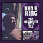 【メール便送料無料】Ben E. King / Beginning Of It All (輸入盤CD)(2016/5/27発売)(ベン・E.キング)