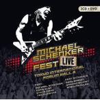 【メール便送料無料】Michael Schenker / Fest: Live Tokyo International Forum Hall A [2CD+DVD] (輸入盤CD)(2017/3/24発売)