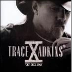Trace Adkins / X (輸入盤CD) (トレイス・アドキンス)